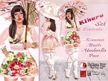 DM::Kiharu Set Maitreya-Belleza-Slink