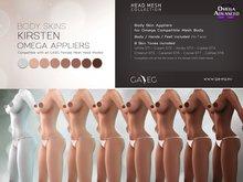 [GA.EG] Kirsten Body Skins - Full Pack - Omega Appliers