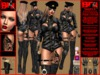 Manya police style black
