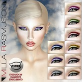 "MRM ""Diamante"" Eyes Makeup Static/Bento for Catwa Head"