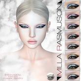 "MRM ""Twiggy"" Eyes Makeup Static/Bento for Catwa Head"