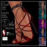CB~Darla Heels Darks (box)