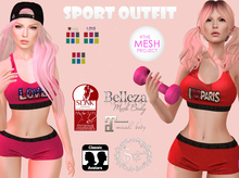 SS* Sports Outfit {Add / Wear}