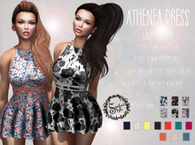 SS* Athenea Dress { Add / Wear}