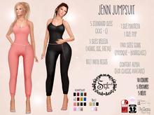 SS* Jenn Jumpsuit {Add / Wear}