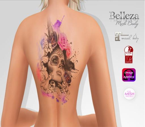 TSB ::: Tattoo Luxuria