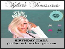 .:TT:. BIRTHDAY TIARA box