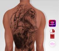TSB ::: Tattoo viking n8