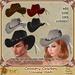 drac  cowboy hat