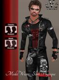 V-Twins Biker Clothes Dren Male Collection [OMEGA Appliers]