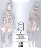 DYSPHORIA * Night Dust Tattoo
