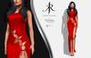 [KR] ESMERALDA DRESS -Ruby-