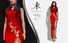[KR] ESMERALDA DRESS -Ruby-