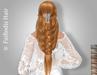 FaiRodis Julia hair light blonde2+diamond decoration  pack
