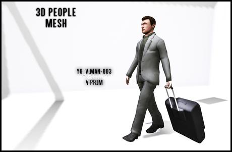 MESH PEOPLE -YO_V.man-003 -