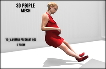 MESH PEOPLE -YO_V.pregnant