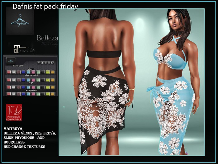 *dafnis fat pack friday