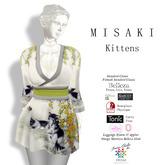 Prism Misaki Kimono by Jezzixa Cazalet in Kittens w/ Mesh Body Huds V2 Maitreya Belleza Slink TMP eBody Tonic & More