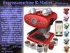 Espresso Machine R-Master S7RMT2V5.1 (Boxed)