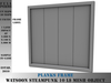 Planks frame - 1 LI - FULL PERMS Mesh