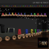 *PAN* Alphabet Train Set