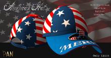 *PAN* American Hat