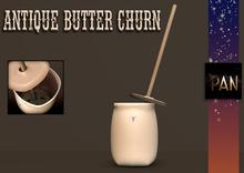 *PAN* Basic Butter Churn
