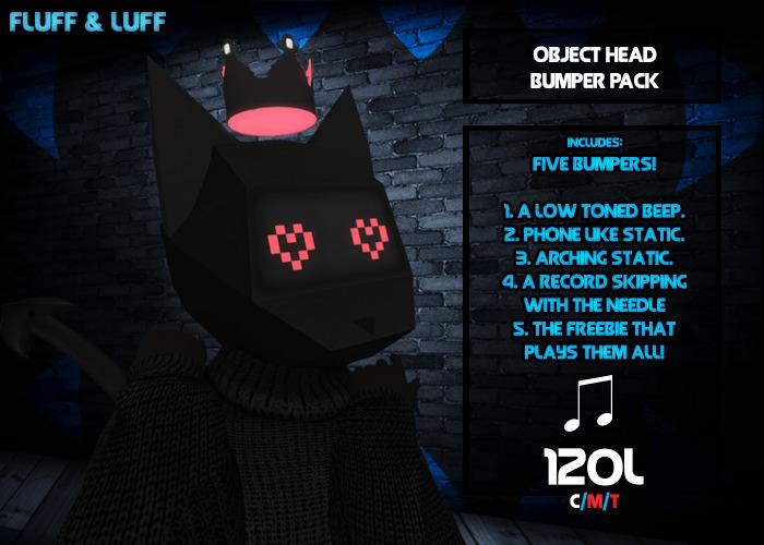 F&L - Object Head Bumper Pack