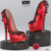 [DEMO] AZOURY - Mila High Heel Shoe
