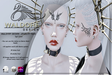 Waldorf Design. Jewelry Tattoo