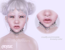 .ARISE. Kittie Mesh Whiskers