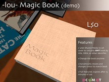 -lou- Magic Book 1.0 Demo