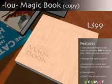 -lou- Magic Book (copy)