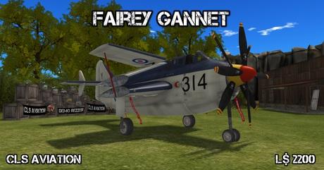 Fairey Gannet