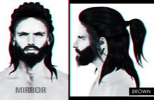 MIRROR - Rex Hair -Brown Pack-