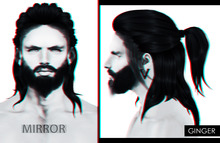 MIRROR - Rex Hair -Ginger Pack-