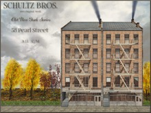 [Schultz Bros.] 58 Pearl St. Building - BOXED