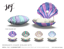 Soy. Mermaid's Chair [Color Set] addme