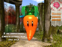 : Tiny Things : Daucus Carota Bento Avatar
