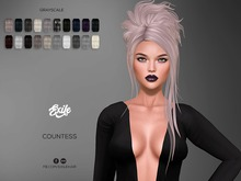 Exile - Countess - Grayscale