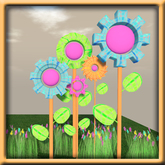 MESH! Steampunk Flowers by Rah Rehula (FULL PERM)