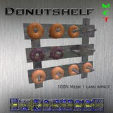 -]HS-BOX[- Donut Shelf