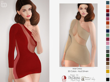 Bens Boutique - Mari Dress Hud Driven