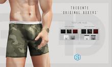 Tredente // Original Boxers FATPACK