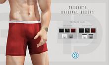 Tredente // Original Boxers Red