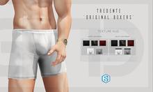 Tredente // Original Boxers Grey