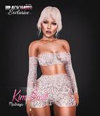 BLACKHAUS - Kim Suit White  w/ appliers SLINK, MAITREYA, OMEGA