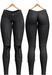 Blueberry - Serena - Leather Pants - Black