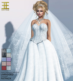 Entice - One & Only Veil & Tiara - FATPACK