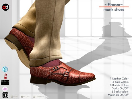 A&D Clothing - Shoes -Firenze- Chili